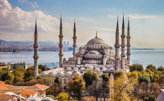 Umrah With Turkey Package 13 Days